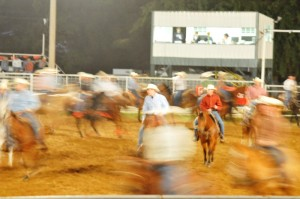 Rodeo in Claremore, Oklahoma