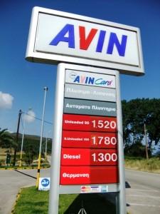 Benzinpreise jenseits von Gut und Böse...
